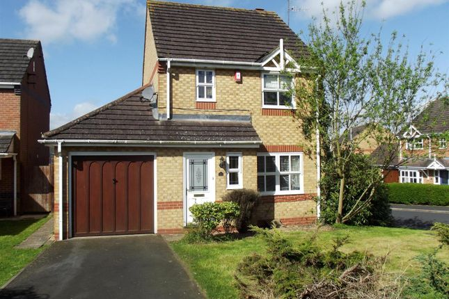Thumbnail Detached house for sale in Isaacs Way, Droitwich