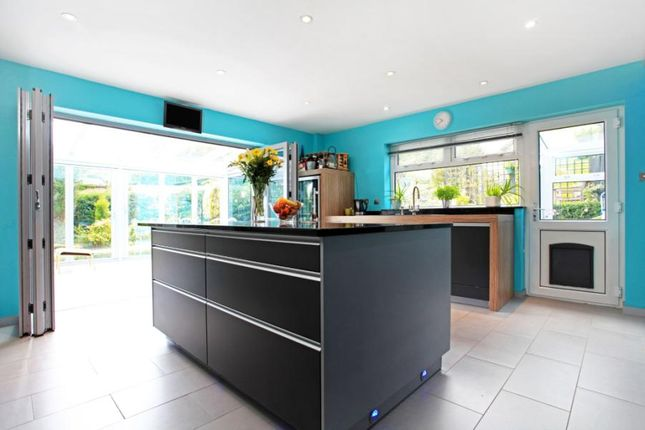 Thumbnail Detached house for sale in Southdown Road, Horndean, Waterlooville, Hampshire