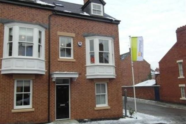 Thumbnail Terraced house to rent in Juniper Way, Durham