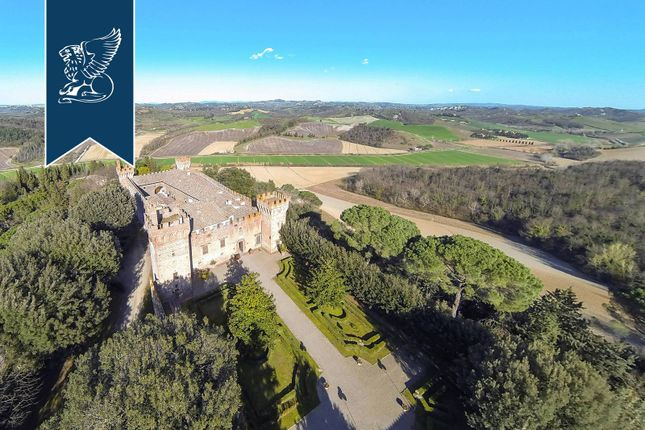 Thumbnail Château for sale in Montespertoli, Firenze, Toscana