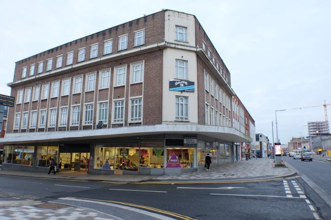 Studio for sale in The Kingsway, City Centre, Swansea SA1