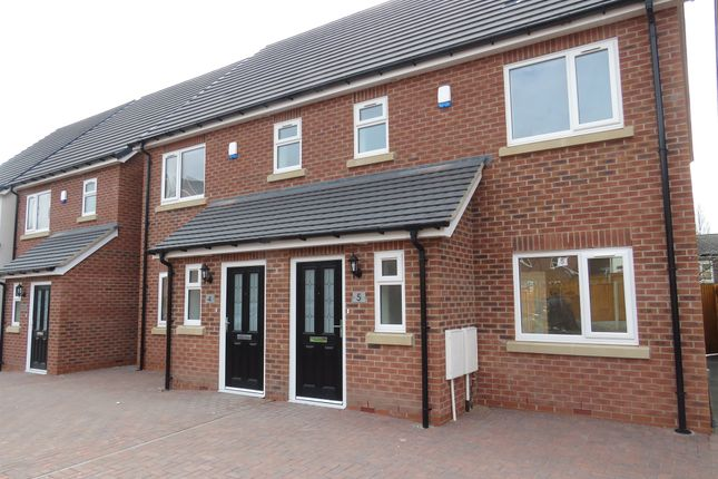 Thumbnail Semi-detached house for sale in Stroud Avenue, Willenhall