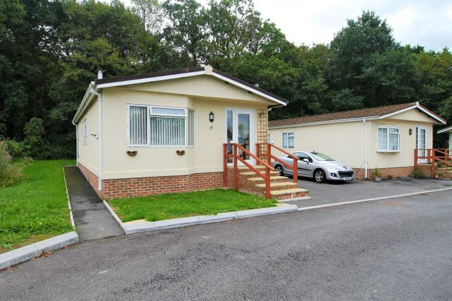Thumbnail Mobile/park home to rent in Woodland View, Brooks Green Park, Emms Lane, Brooks Green