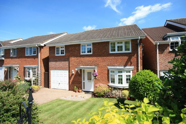 Thumbnail Detached house for sale in Wessex Way, Highworth, Swindon