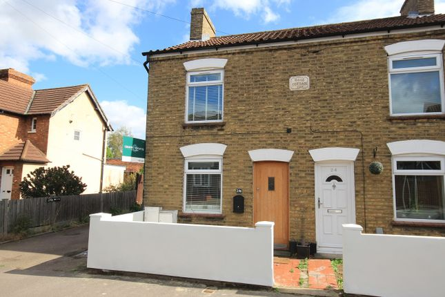 Thumbnail Semi-detached house for sale in High Street, Westoning
