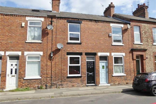 Thumbnail Terraced house to rent in Queen Victoria Street, York
