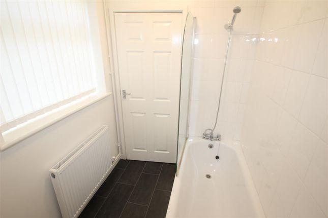 Bathroom of Taylor Street, Goldenhill, Stoke-On-Trent ST6
