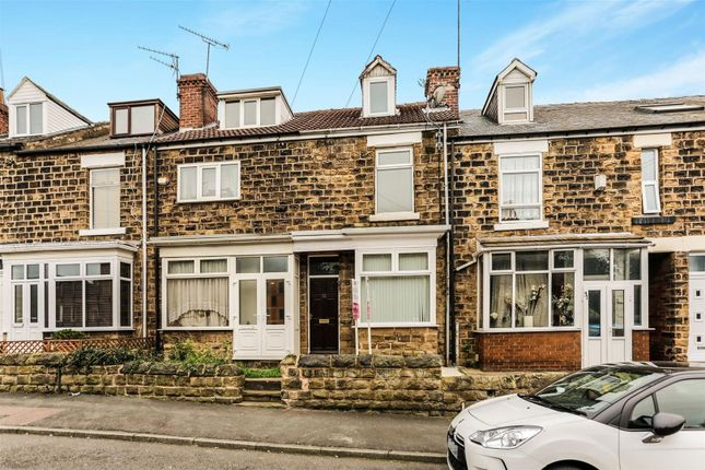 Thumbnail Terraced house to rent in Cromwell Road, Mexborough
