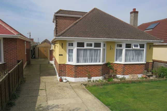 Thumbnail Detached bungalow for sale in Somerby Road, Poole