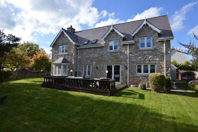Thumbnail Property for sale in Abergele Road, Bodelwyddan, Rhyl
