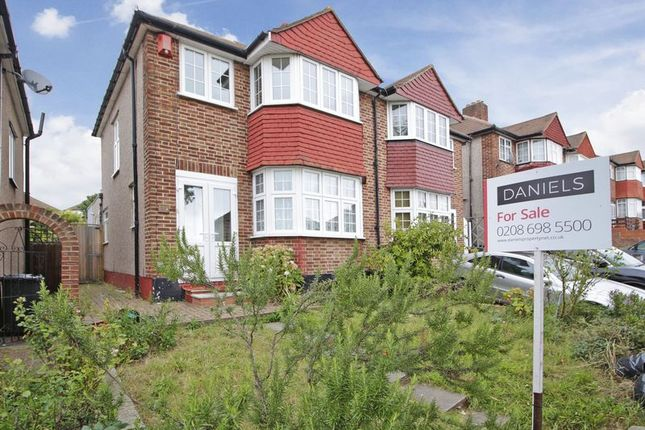 Thumbnail Semi-detached house for sale in Oldstead Road, Bromley