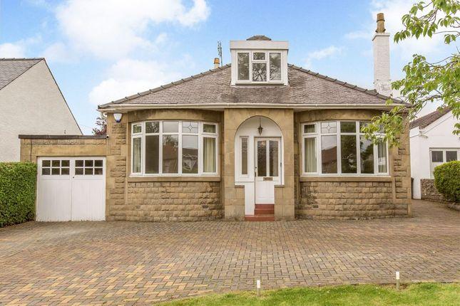 Thumbnail Detached bungalow for sale in 83 Whitehouse Road, Cramond, Edinburgh