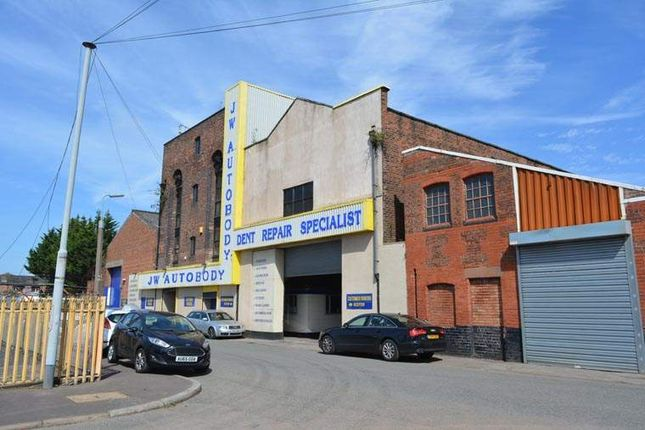 Thumbnail Industrial for sale in 24, Forth Street, Liverpool