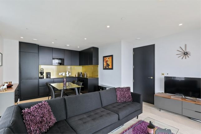 Thumbnail Flat for sale in The Waterman Building, 5 Tidemill Square, London