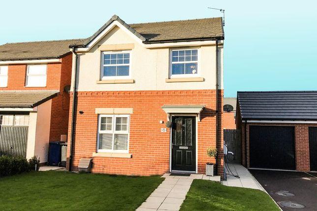 Thumbnail Detached house for sale in Monkton Lane, Hebburn