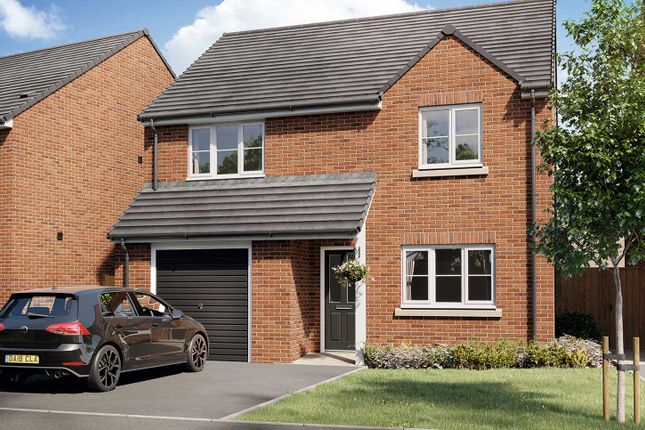 "Thumbnail Detached house for sale in ""The Goodridge"" at Village Street, Runcorn"