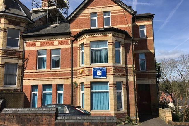 Thumbnail Office for sale in Caerau Road, Newport