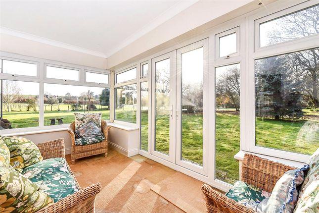 Garden Room of Sefton Lane, Warningcamp, Arundel, West Sussex BN18