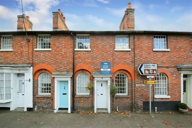 Thumbnail Terraced house to rent in Quebec Square, Westerham