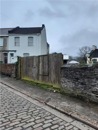 Thumbnail Land to let in 69 Healy Place, Plymouth, Devon
