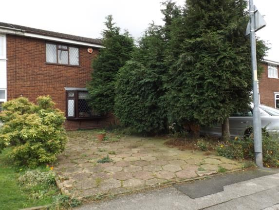 Thumbnail Semi-detached house for sale in Furzebank Way, Willenhall, West Midlands