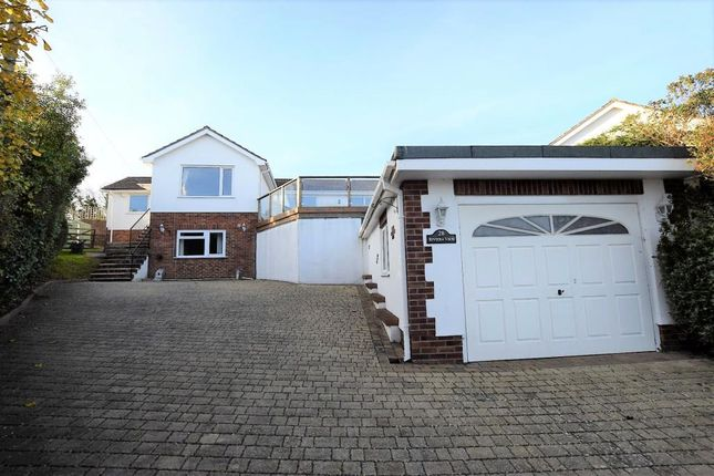 Thumbnail Detached bungalow for sale in Alison Road, Paignton, Devon
