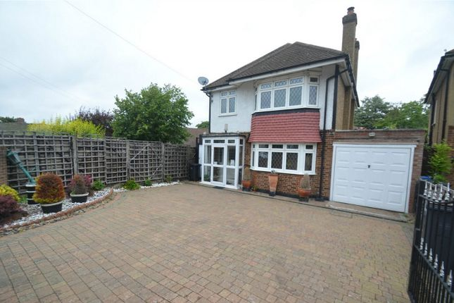 Thumbnail Detached house for sale in West Way Gardens, Shirley, Croydon