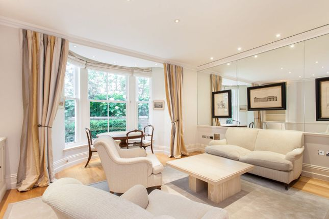 Thumbnail Flat to rent in Wycombe Square, Holland Park