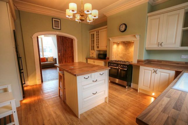 Thumbnail Terraced house to rent in Front Street, High Spen, Rowlands Gill