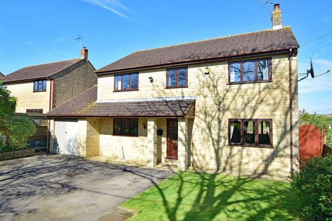 Thumbnail Detached house for sale in Wick Road, Milborne Port, Sherborne
