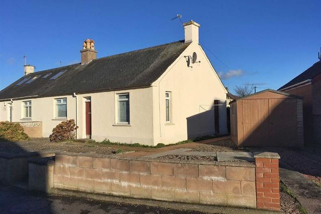 Thumbnail Semi-detached bungalow for sale in 30, Churchill Crescent, St Andrews, Fife