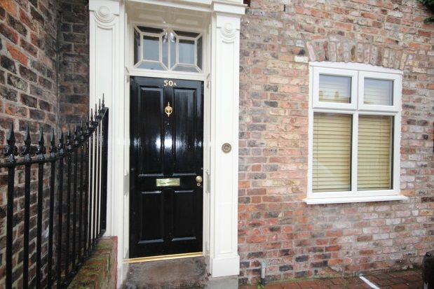 Thumbnail Flat to rent in Holgate Road, York