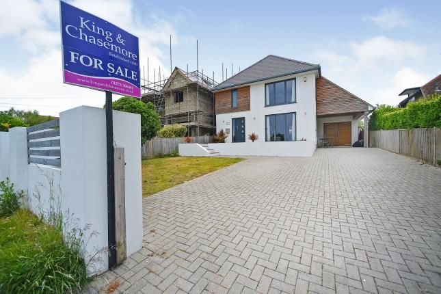 Thumbnail Detached house for sale in Longhill Road, Ovingdean, Brighton, East Sussex