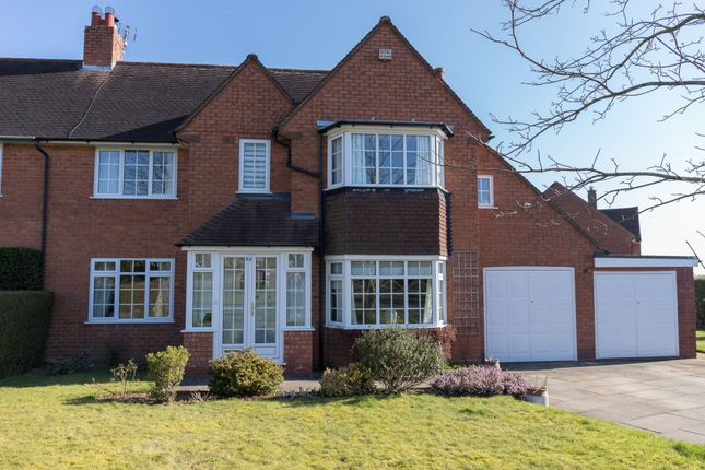 Thumbnail Semi-detached house for sale in Green Meadow Road, Birmingham