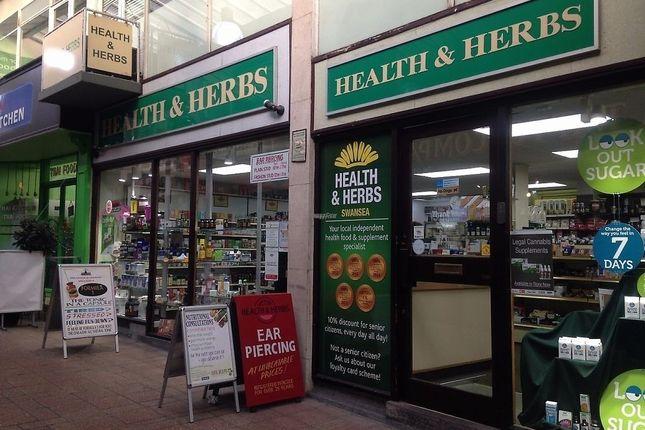 Thumbnail Retail premises to let in Picton Arcade, Swansea