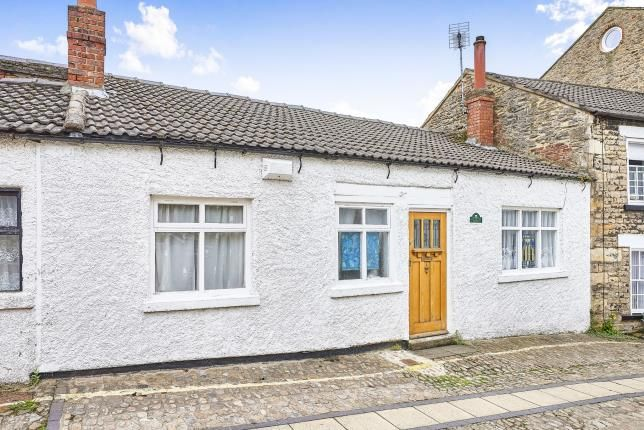 Thumbnail End terrace house for sale in Tower Street, Richmond, North Yorkshire