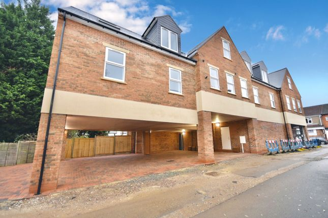 Thumbnail Flat for sale in Station Road, Desborough, Kettering