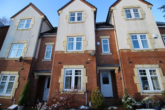 Thumbnail Property to rent in Treacle Row, Silverdale, Newcastle