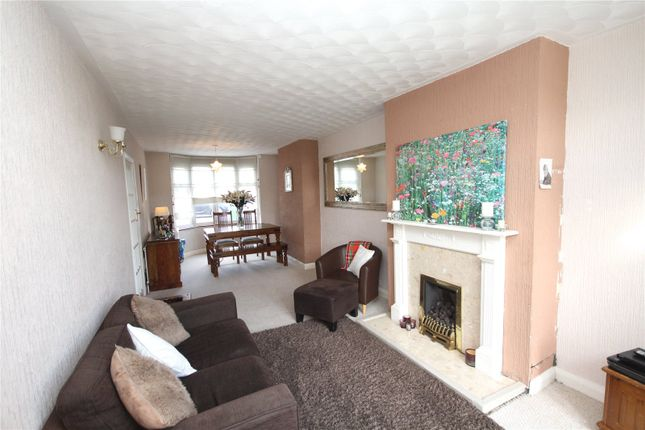 Thumbnail Terraced house for sale in Buckingham Avenue, South Welling, Kent