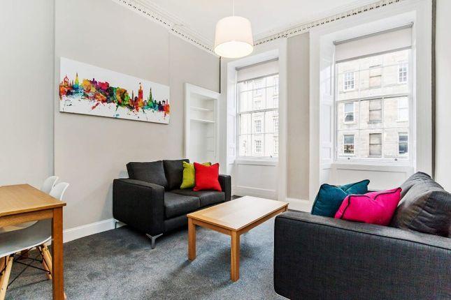 Thumbnail Flat to rent in Clerk Street, Newington, Edinburgh