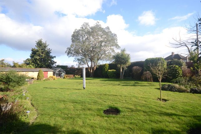 Thumbnail Detached bungalow for sale in Valley Side Road, Norwich