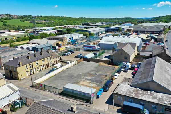 Thumbnail Land to let in Storage Land And Compound, Calder Street, Brighouse