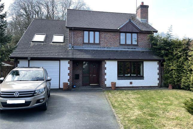 Thumbnail Detached house for sale in Crugyn Dimai, Rhydyfelin, Aberystwyth
