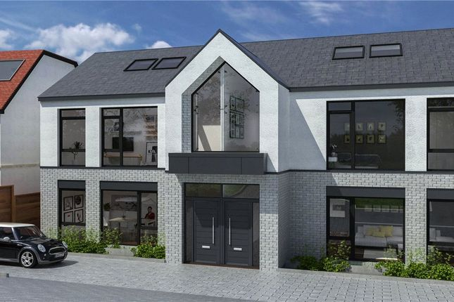 Thumbnail Semi-detached house for sale in Wise Lane, Mill Hill, London