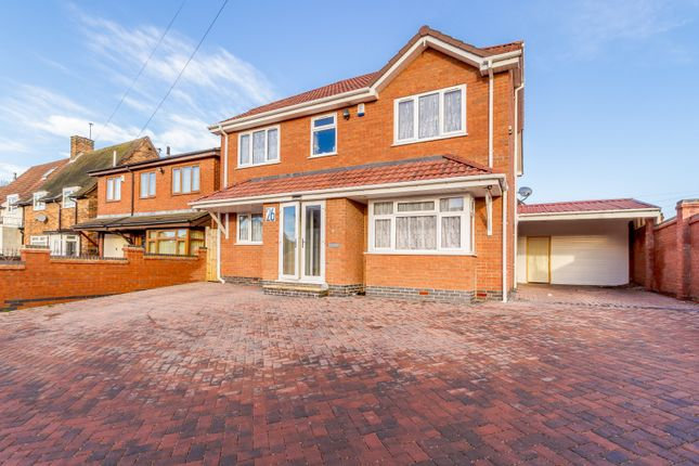 Thumbnail Detached house for sale in Meeting Street, Wednesbury