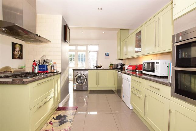 End terrace house for sale in Hampton Road, London