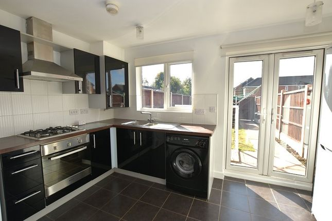 Thumbnail Town house to rent in Goddard Street, Stoke-On-Trent, Staffordshire