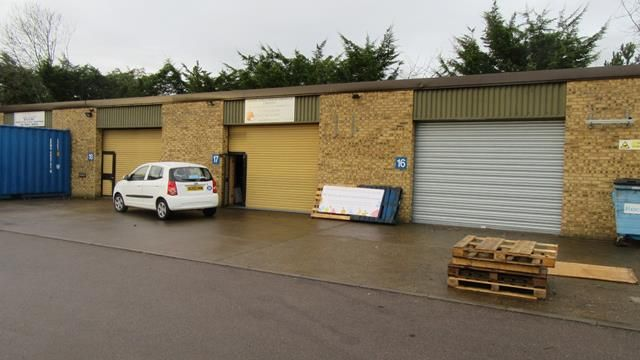 Light industrial to let in 16, 17 And 18, Enterprise Road, Raunds, Wellingborough