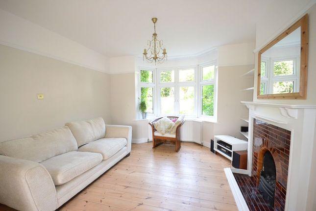 Thumbnail Semi-detached house to rent in Hemdean Rise, Caversham, Reading