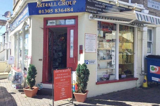 Retail premises for sale in 132 Abbotsbury Road, Weymouth